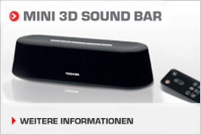Mini 3D Sound Bar