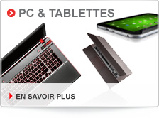 PC & Tablettes